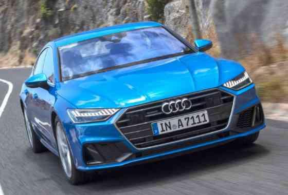 News: Neuer Audi A7 Sportback mit Mild-Hybrid-System und Dynamik-Allradlenkung