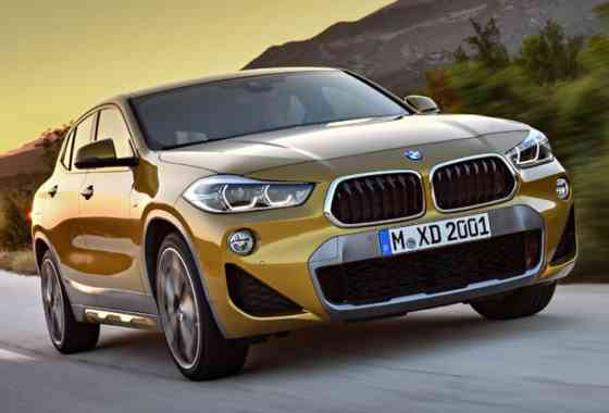 News: Neues BMW Sports Activity Coupé X2 schließt die Lücke in der X-Modellfamilie