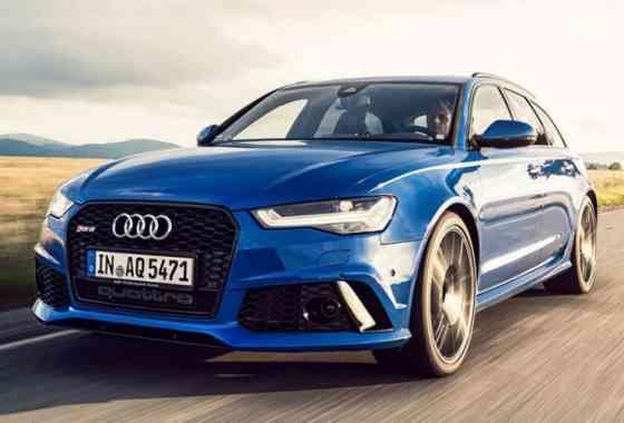 """News: Audi RS 6 Avant performance """"Nogaro Edition"""" mit bis zu 705 PS"""