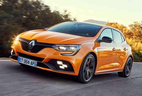 News: Vierte Generation des Renault Mégane R.S. mit neuem 1,8-Liter-Turbobenziner